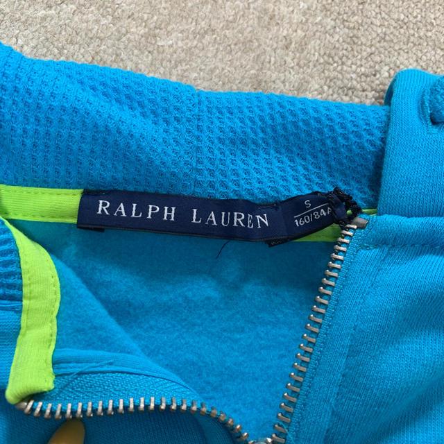 Ralph Lauren(ラルフローレン)の【新品・未使用】ラルフローレン パーカー レディースのトップス(パーカー)の商品写真