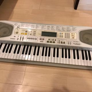 カシオ(CASIO)のカシオ キーボード LK-201(キーボード/シンセサイザー)
