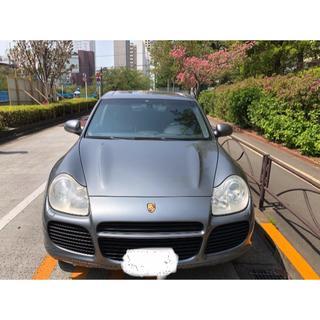 ポルシェ(Porsche)のポルシェ カイエンターボ ディーラー車 価格交渉可(車体)