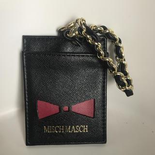 ミッシュマッシュ(MISCH MASCH)のMISCHMASCH パスケース(名刺入れ/定期入れ)
