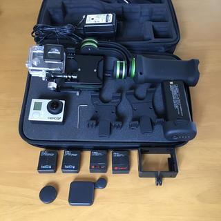 GoPro - GoPro HERO3+ブラックとジンバルセット