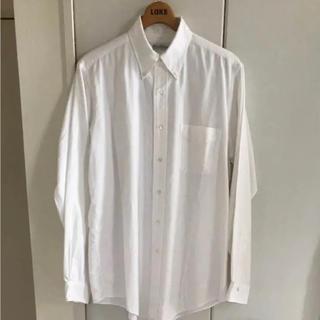 ブルックスブラザース(Brooks Brothers)のホワイト ブルックスブラザーズ ボタンダウンシャツ(シャツ)