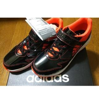 アディダス(adidas)のadidas新品24.5㎝スニーカー(スニーカー)