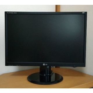 エルジーエレクトロニクス(LG Electronics)の22インチワイドディスプレイ LG L226WA 訳アリ/送料込み(ディスプレイ)