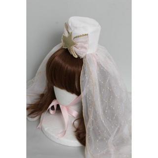 アンジェリックプリティー(Angelic Pretty)のAngelic pretty Dramatic Shiny Hat(ハット)