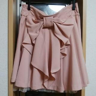 Secret Magic - シークレットマジックバックリボンスカート