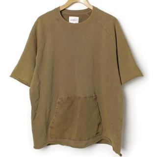 ハイスタンダード(HIGH!STANDARD)のグラミチ レミレリーフ リバースウィーブ カーハート キャンバー Name.(Tシャツ/カットソー(半袖/袖なし))