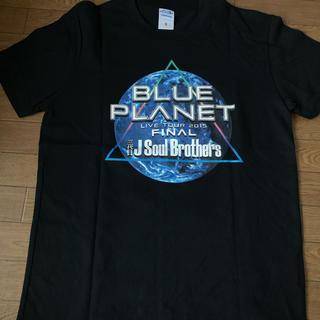 サンダイメジェイソウルブラザーズ(三代目 J Soul Brothers)の三代目 LIVE Tシャツ(Tシャツ(半袖/袖なし))