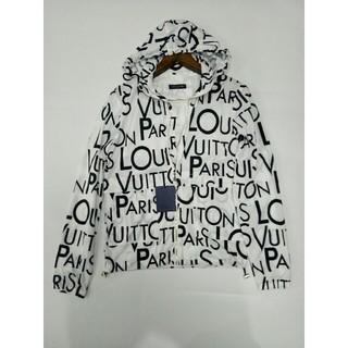 ルイヴィトン(LOUIS VUITTON)のLouis Vuitton 19春 日焼け止め服ファスナー 通勤 メンズ M(パーカー)