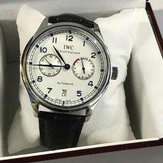 インターナショナルウォッチカンパニー(IWC)のIWCポルトギーゼクロノグラフ 新品 IW500107(腕時計(アナログ))