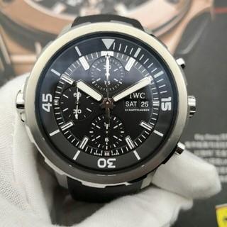 インターナショナルウォッチカンパニー(IWC)のIWC アクアタイマーエクスペディション IW376803 時計 メンズ (腕時計(アナログ))