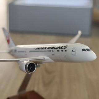 ジャル(ニホンコウクウ)(JAL(日本航空))の新品 JAL B787モデルプレーン(航空機)