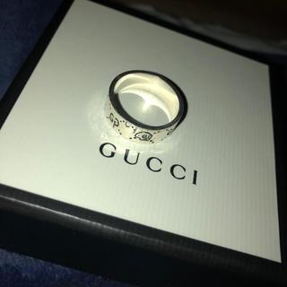 グッチ(Gucci)のGUCCI  リング 19(リング(指輪))