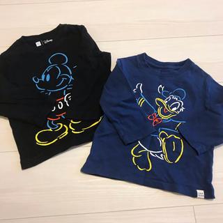 8a4330b53ccb8 ベビーギャップ(babyGAP)のベビーギャップ ディズニー ロンT(Tシャツ カットソー