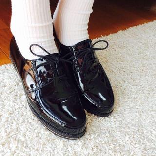 オデットエオディール(Odette e Odile)のマニッシュシューズ(ローファー/革靴)