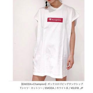 チャンピオン(Champion)のビックT 5月8日購入の方は明日発送出来ます!(Tシャツ(半袖/袖なし))