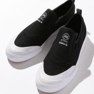 アディダス(adidas)のadidas スニーカー スリッポン 26.5㎝(スリッポン/モカシン)