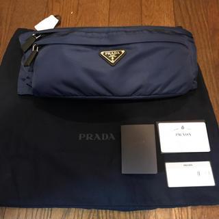 プラダ(PRADA)の正規品 PRADA Waist bag プラダ ウエスト ボディー ポーチ (ウエストポーチ)
