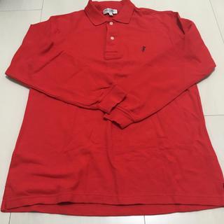 イブランローラン 長袖ポロシャツ(ポロシャツ)