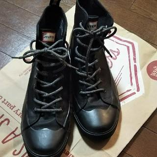 ハンター(HUNTER)のHunter ショートレインブーツ 27-28cm(長靴/レインシューズ)