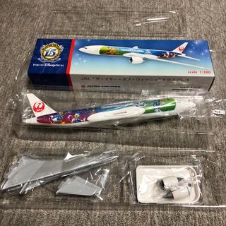 ジャル(ニホンコウクウ)(JAL(日本航空))の東京ディズニーシー15周年  JAL特別モデルプレーン(模型/プラモデル)