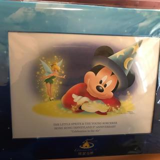 ディズニー(Disney)の香港ディズニーランド5周年記念鑑定書(キャラクターグッズ)
