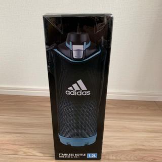 アディダス(adidas)の【新品】adidas ステンレス製 水筒1.2L タイガー(水筒)