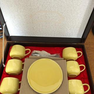 NARUMI - ナルミ カップ&ソーサー6客セット