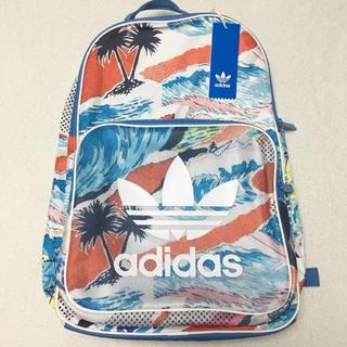 アディダス(adidas)の❣⃛新品 ❁adidas originals リュックサック❁ ロンハーマン(バッグパック/リュック)