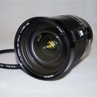 KONICA MINOLTA - MINOLTA AF Zoom28-135mm1:4-4.5Φ72mm