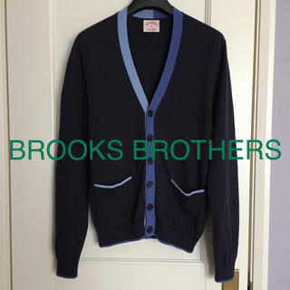 ブルックスブラザース(Brooks Brothers)のBROOKS BROTHERS ブルックスブラザーズ カーディガン(カーディガン)