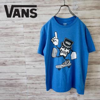 ヴァンズ(VANS)の【レア】USA購入 VANS ポップデザイン 半袖Tシャツ(Tシャツ(半袖/袖なし))