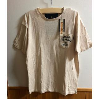 リベットアンドサージ(rivet & surge)の新品 rivet&serge  ポケットロゴ入り Tシャツ(Tシャツ(半袖/袖なし))