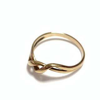 ジュエリーマキ(ジュエリーマキ)のK9  ウェーブモチーフリング(リング(指輪))