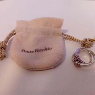 ポンテヴェキオ(PonteVecchio)の指輪(リング(指輪))