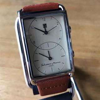 Salvatore Marra - 新品✨サルバトーレマーラ クオーツ メンズ 腕時計 SM18108-SSCM