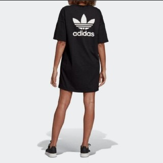 アディダス(adidas)のadidas originals ワンピース(ひざ丈ワンピース)