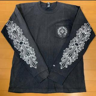 クロムハーツ(Chrome Hearts)の確実正規品 クロムハーツ ロンT  (Tシャツ/カットソー(七分/長袖))