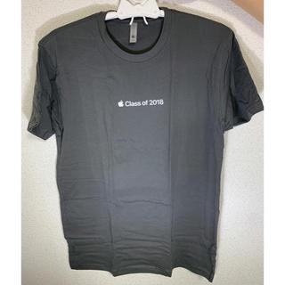 アップル(Apple)の希少 非売品 Apple社 class of 2018 Tシャツ«新品·未使用»(Tシャツ/カットソー(半袖/袖なし))