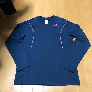 アディダス(adidas)のadidas 長袖Tシャツ(Tシャツ(長袖/七分))