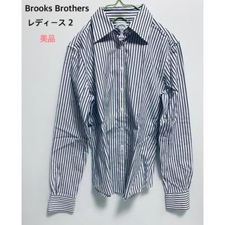 ブルックスブラザース(Brooks Brothers)のブルックスブラザーズ レディース2 ストラップシャツ(シャツ/ブラウス(長袖/七分))