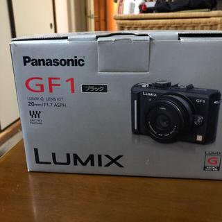 パナソニック(Panasonic)のパナソニックGF1 カメラ(コンパクトデジタルカメラ)