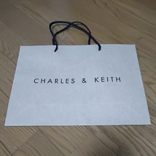 チャールズアンドキース(Charles and Keith)のチャールズ&キース ショップ袋(ショップ袋)