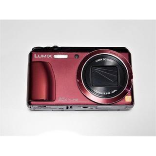パナソニック(Panasonic)のLUMIX DMC-TZ55(レッド)(コンパクトデジタルカメラ)