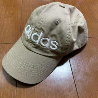 アディダス(adidas)のadidasロゴキャップ(キャップ)