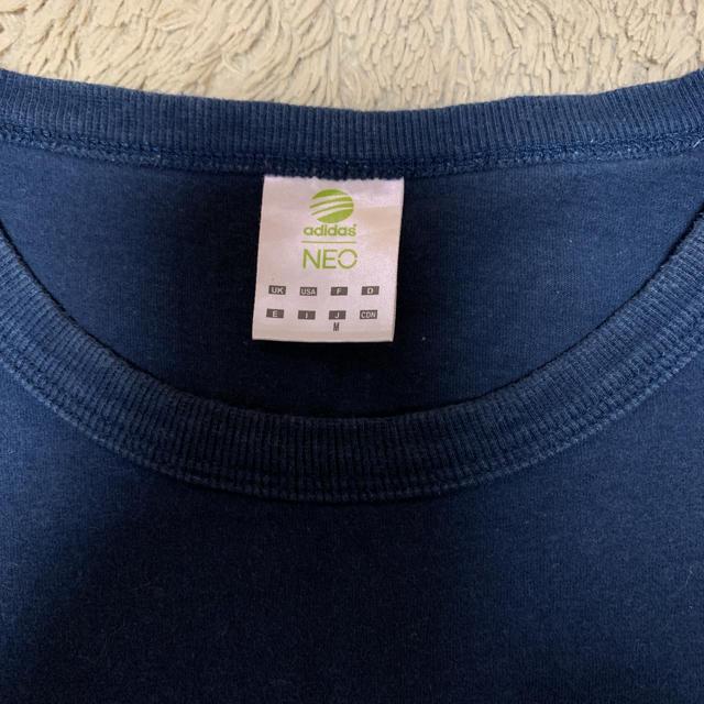 adidas(アディダス)のadidas Tシャツ M レディースのトップス(Tシャツ(半袖/袖なし))の商品写真