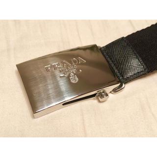 PRADA - 新品未使用品 PRADA プラダ ガチャベルト  ベルト  85 19fw
