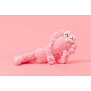 メディコムトイ(MEDICOM TOY)のKaws BFF Limited Plush Pink ピンク カウズ(ぬいぐるみ)