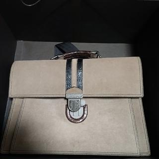 ボッテガヴェネタ(Bottega Veneta)のBOTTEGA ビジネスバッグ 新品未使用(ビジネスバッグ)