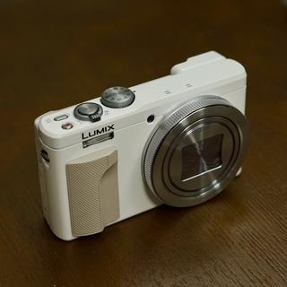 パナソニック(Panasonic)のLUMIX DMC-TZ85 ホワイト(コンパクトデジタルカメラ)